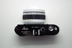 "passionleica: ""Canon 50mm 0.95 'Storm Trooper' edition Custom w/ Leica MP-6 by Japancamerahunter http://flic.kr/p/z4GfYR """