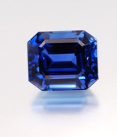 Sapphire, the September birthstone, has been popular since the Middle Ages and, according to folklore, will protect your loved ones from envy and harm.  Medieval clergy wore sapphires to symbolize heaven, while commoners thought the gem attracted heavenly blessings. Blue sapphires range from very light to very dark greenish or violetish blue, as well as various shades of pure blue.  The most prized colors are a medium to medium dark blue or slightly violetish blue.
