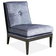 {Jonathan Adler Nixon Slipper Chair}