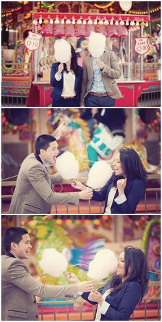 these would be such cute engagement shots! :))