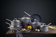 Kitchen essentials, and cookware sets . Bakeware Sets, Cookware Set, Essential Kitchen Tools, Kitchen Essentials, Kitchen Accessories, Kitchen Appliances, Stone, Cooking, Diy Kitchen Appliances