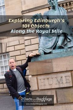 Exploring Edinbugh's 101 Objects Along the Royal Mile Best Vacation Destinations, Best Vacation Spots, Best Places To Travel, Best Vacations, Vacation Trips, Travel With Kids, Family Travel, Life Inspiration, Travel Inspiration