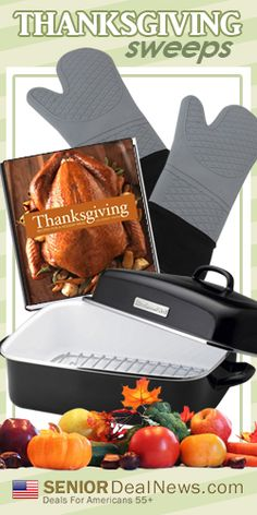 Win A Thanksgiving Prize Pack! FANTASTIC GIVEAWAY! Enter here http://womanfreebies.com/sweepstakes/win-a-thanksgiving-prize-pack For Your Chance To Win! You Know That I DEFINITELY ENTERED!! Thanks, Michele :)