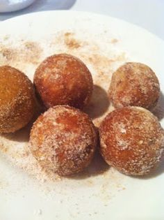 Going Against the Grain: Donut holes from a Cake Pop Maker....I need to buy one!