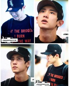 160813 ChanYeol's arrival at Haneda airport for SMTOWN Live Tour V cr…