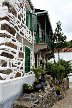 Casa de San Andrés de Teixido Cedeira  A Coruña  Camino de Santiago