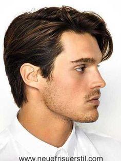 8.Medium Haarschnitt für Männer