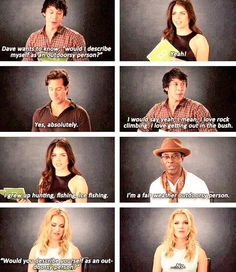 ahhaha Eliza I love her she is one of my favorite actresses