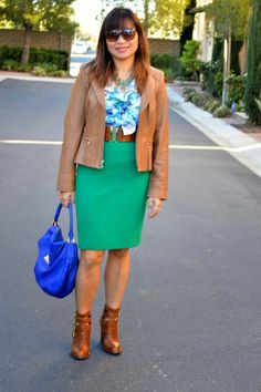 Work to Play: Watercolor Top