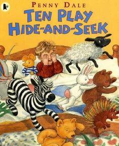 Ten Play Hide and Seek by Penny Dale. 30/01/14.