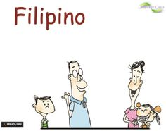 filipino language and other titles While filipino (based on tagalog) and english are the national language, the philippines has over 150 different languages locals often speak their mother tongue (depending on what region they are from) amongst one another but will switch to filipino or english depending on who is present.