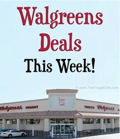 Walgreens Deals Sneak Peek! {11/24 – 11/27} ~ at TheFrugalGirls.com ~ FREE Scope, Tums, Multivitamins + more! #thefrugalgirls