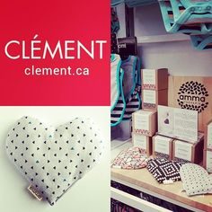 Nos petits coeurs maintenant chez Clément avec le nouveau motif Triangle gris et sarcelle, exclusif à Clément!!! Boucherville, Brossard, Chicoutimi, Laval, Lebourgneuf, Place Laurier, Rosemère, Saint-Hubert, Sherbrooke, Terrebonne & www.clement.ca    Our little hearts are now avalaible at Clement with the new print triangles grey and teel, exclusive to Clement!!! #faitauquebec #naturel #maternite #cadeaushower #canadianmade #natural #maternity #showergift #clement #boutiqueclement �...