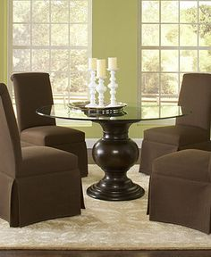 Andorra Dining Room Furniture Collection - furniture - Macy's