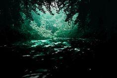 Mystic place....