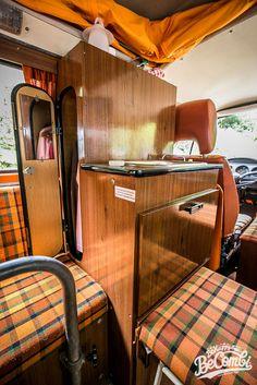 Intérieur VW Combi Westfalia 1975 | Be Combi