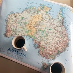 Hope you are all having a great weekend. As of the 1st of June, we can officially hit the road (just around New South Wale). We are so damn excited and can't wait.  We received our Australia map in the mail late last week too and it's hanging in the van. We have started planning our big mission around the country.  Any advice or tips on where we should go first in NSW? We're thinking of heading south to check out the Sapphire Coast first. Let us know your recommendations!  #vanlifediaries… Australia Map, New South, Van Life, Wales, Theory, Sapphire, Coast, June, Advice