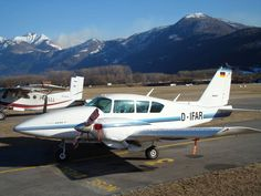 1970 Piper PA-23-250 Turbo Aztec F for sale in Locarno, Switzerland => http://www.airplanemart.com/aircraft-for-sale/Multi-Engine-Piston/1970-Piper-PA-23-250-Turbo-Aztec-F/10643/