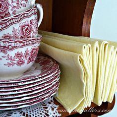 The Beautiful Matters: Tea & Table
