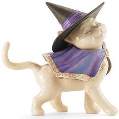 Moonlight Minx Cat Figurine