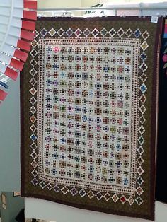 Ancient Stars quilt by Fern H