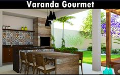 Image result for projetos de varanda gourmet com churrasqueira