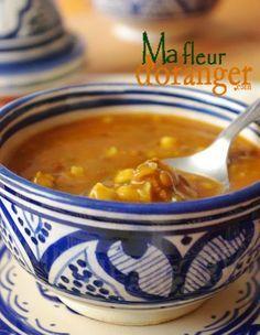 blog cuisine marocaine / orientale ma fleur d'oranger / cuisine du