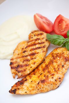 Monday on the George Foreman! Ginger-Peach Glazed Turkey Cutlets Recipe Recipe created by Marcia Kiesel Turkey Steak Recipes, Turkey Cutlet Recipes, Cutlets Recipes, Healthy Chicken Recipes, Turkey Meals, Turkey Chicken, Turkey Chops, Turkey Cutlets, Pork Chops