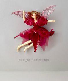 Oliana the Wish Fairy Doll.   So beautiful.