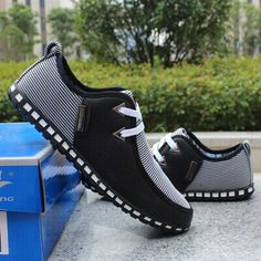 Spring breathable doug men casual shoes