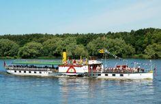 """Der """"Kaiser"""" ist wieder auf der Elbe"""
