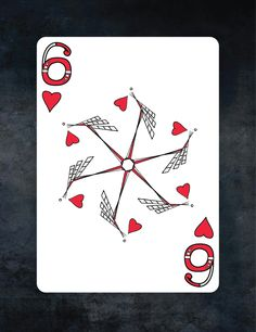 Unique Designs Bicycle® Playing Cards: The Wild Deck by Landry Sanders on Kickstarter