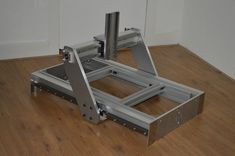 Building your own CNC router/milling machine - All