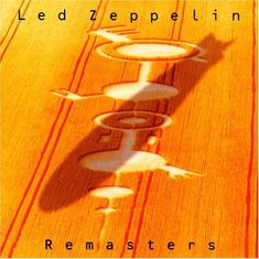 LED Zeppelin Album Covers | Led Zeppelin Remasters Album Cover, Led Zeppelin Remasters CD Cover ...