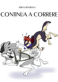 """Continua a correre"", ebook for children http://www.lulu.com/shop/serena-bombana/continua-a-correre/ebook/product-21641331.html"