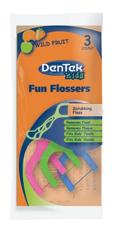 I'm learning all about DenTek Fun Flossers at @Influenster! @DenTek #GoFlossYourself