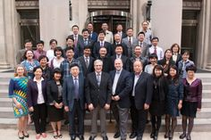 This week, JHSPH welcomed delegations from 21 leading Chinese schools of public health for a 3-day Leadership Workshop in Public Health Education and Training. Among the attendees were representatives from Fudan University School of Public Health and Peking University School of Public Health, which are two of the leading public health institutions in all of China. More info: https://www.facebook.com/photo.php?fbid=10152151056786245