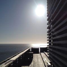 Sylt - Hotel Budersand on a sunny day