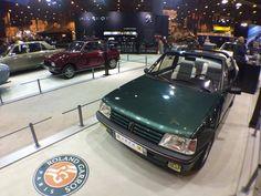 O Musée de l'Aventure Peugeot brilhou mais uma vez na exposição Rétromobile 2016 que decorreu no início de Fevereiro em Paris. Veja aqui neste álbum, alguns dos Peugeot expostos.