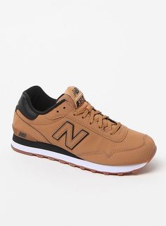 9c8322dd956 New Balance 515 Classic in Tan Wheat Black New Balance 515