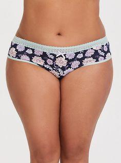 Women Thongs cotton Cartoon zebra Underwear Ladies G-string Petites Panties M-L