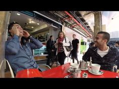 CRISTIANO RONALDO was just going out for tea and this happened... - YouTube