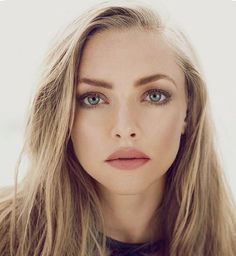 Eyebrows For Blondes. Natural makeup for everyday for blondes. Hair and makeup inspiration.