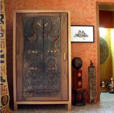 armoire baoulé