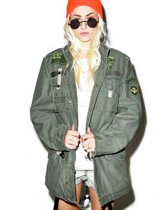 DollsKill: 50th Anniversary M-65 Field Coat