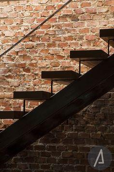 americaarquitetura   Escada   Jogo de luz e sobra  Projeto: América Arquitetura   Foto: César Vieira