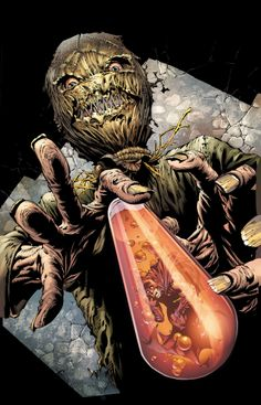 The Scarecrow by David Finch