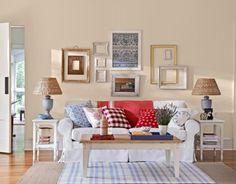 Vintage 60's Living Rooms  Furniture amp; Home Design Ideas