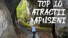 TOP 10 Atractii Apuseni. Ce sa vizitezi in jurul Arieseni. Camping, Youtube, Top, Campsite, Outdoor Camping, Campers, Youtubers, Shirts, Youtube Movies
