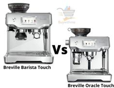 Breville Barista Touch vs Oracle Touch - Why Barista Touch Worth? Steam Works, Home Gym Machine, Maker Labs, Different Coffees, Ground Coffee Beans, Canned Heat, Stainless Steel Material, Latte Art, Wood Cutting